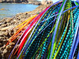 Ibiza featherextensions